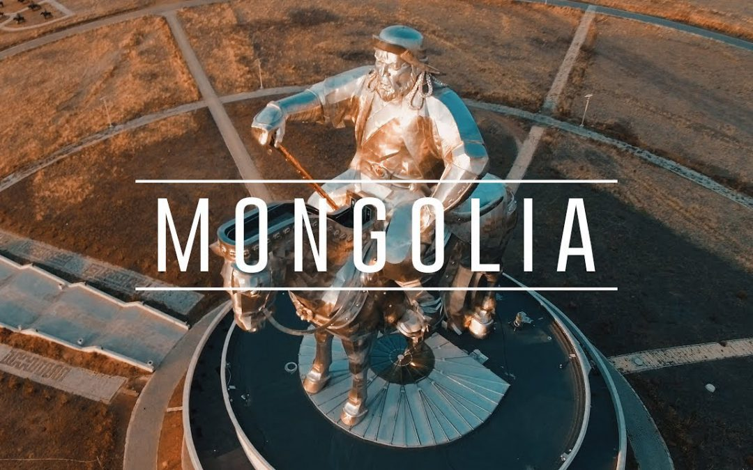 MONGOLIA – Cinematic Drone Film (4k)