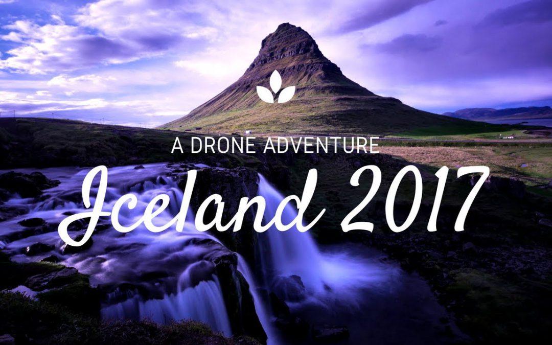 Iceland 2017 epic Roadtrip / DJI Mavic Pro