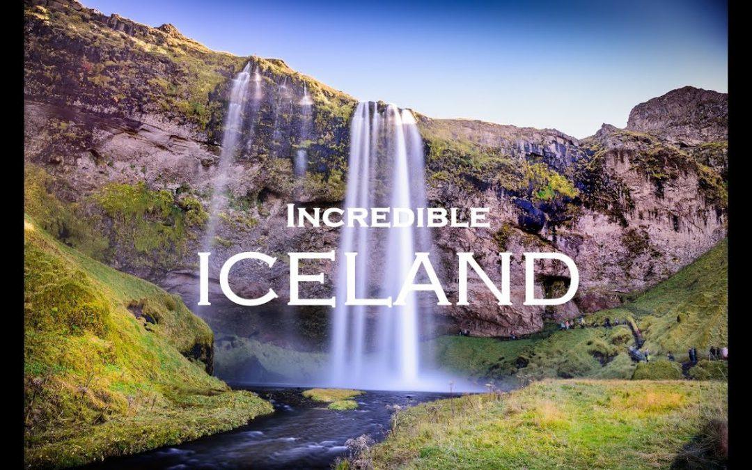 Incredible ICELAND – DJI Phantom 4 HD- 4K, September 2016