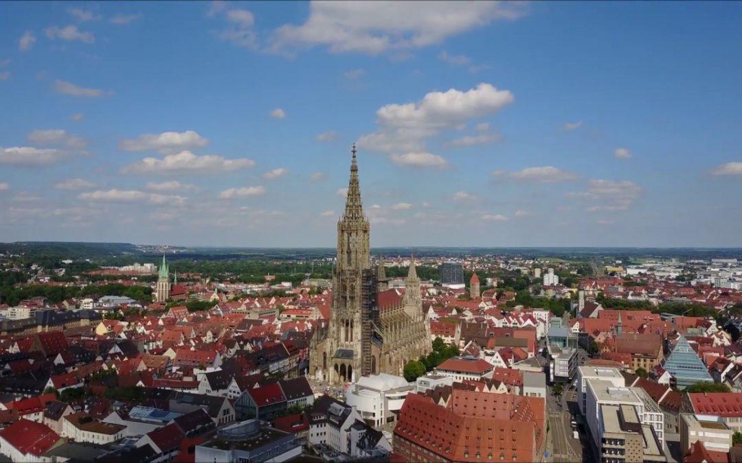 Ulm in 4k – DJI Mavic Pro