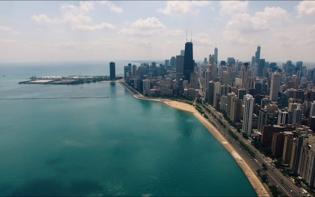 CHICAGO (DJI Phantom 3 – 4K)