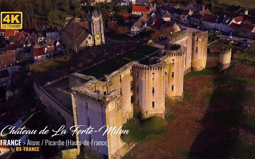 CASTLE OF LA FERTÈ MILON