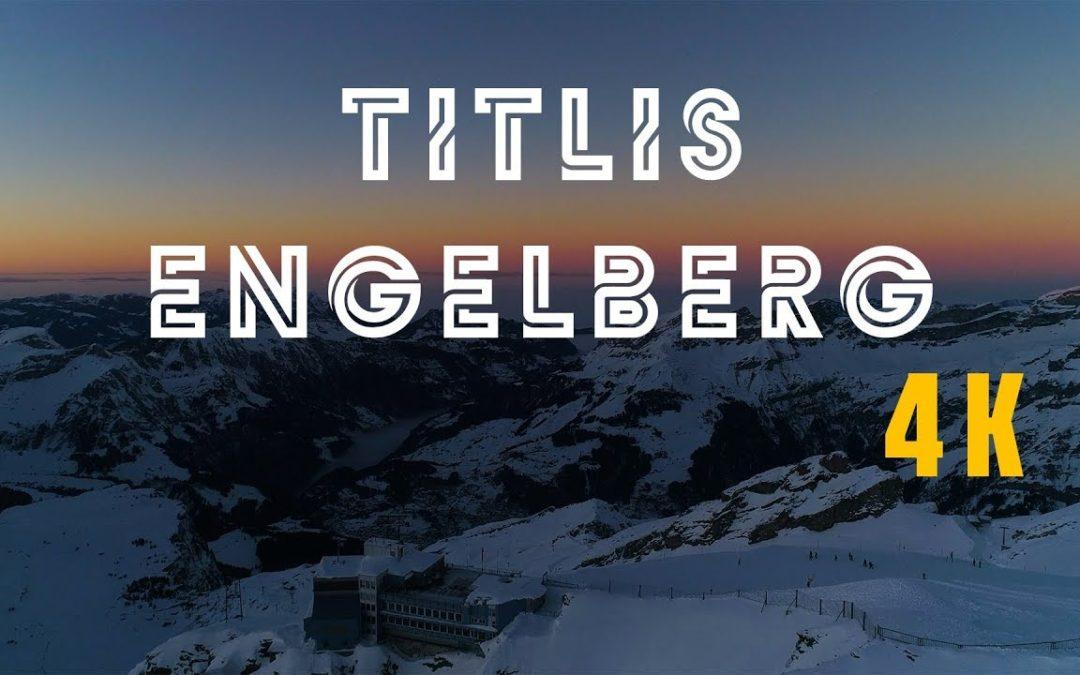TITLIS, ENGELBERG  4K