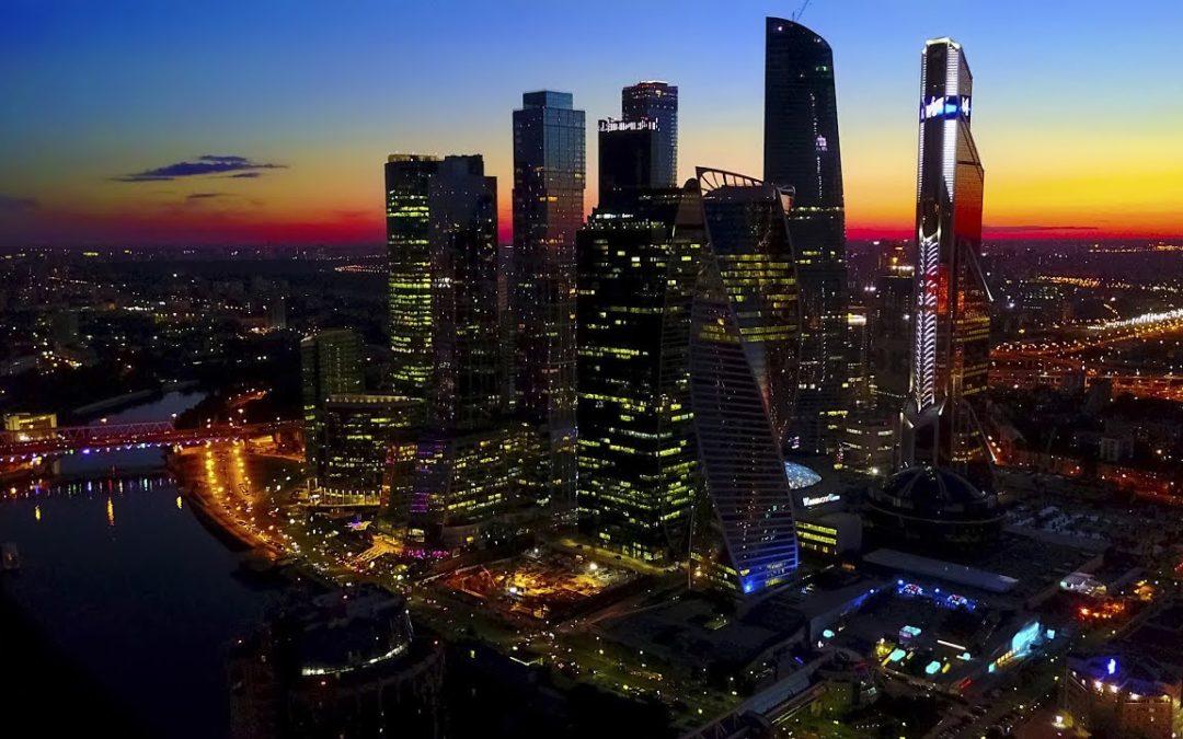 MOSCOW – CITY NIGHT FLIGHT