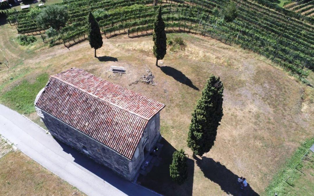 CHAPEL OF SAN VIGILIO, ROVIO