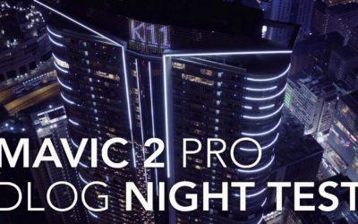 MAVIC 2 PRO, NIGHT TEST