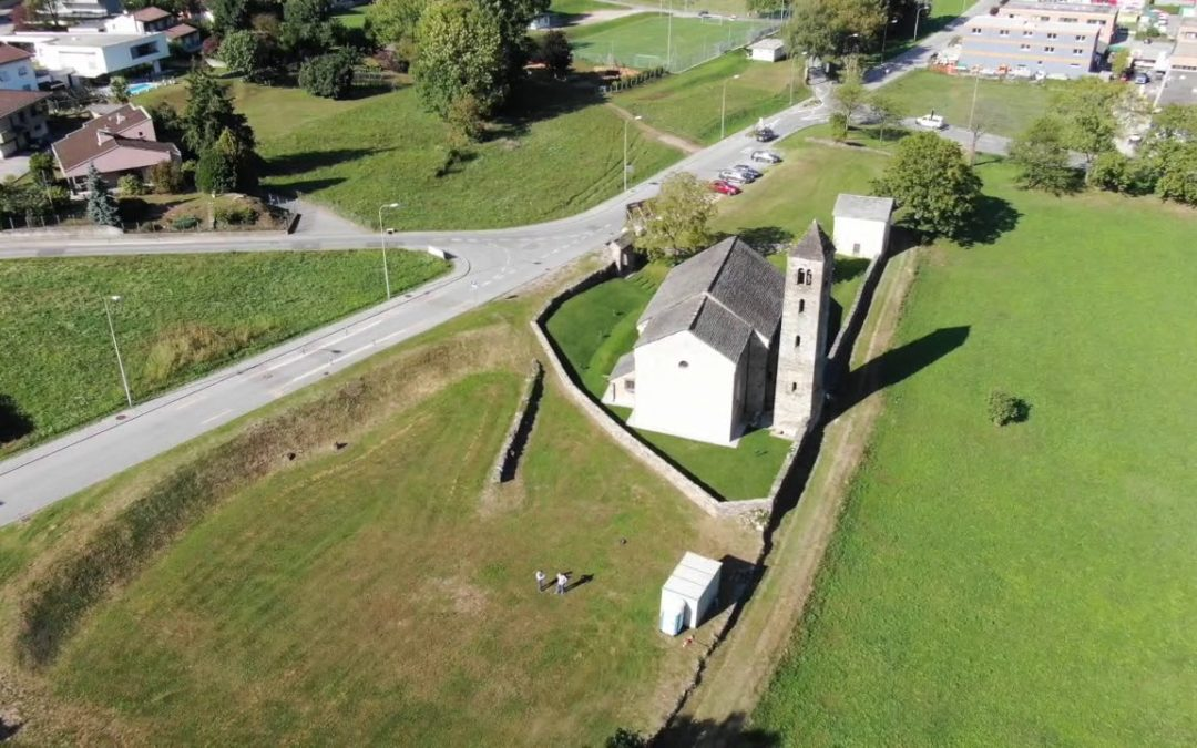 CHURCH OF SAN MAMETE