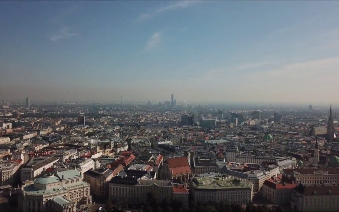 VIENNA FROM ABOVE !!!