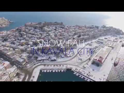 SNOW ON KAVALA
