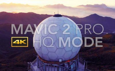 Mavic 2 pro,  HQ [4K]