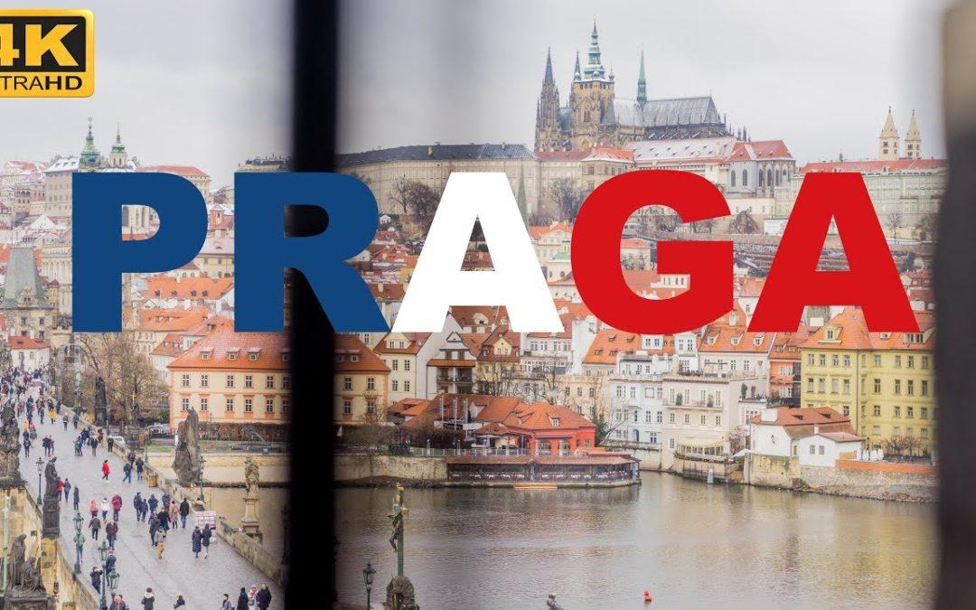 PRAGA 4K – OSMO POCKET