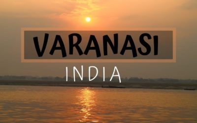 Varanasi, Ganges River, Incredible India !