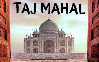 THE TAJ MAHAL, AGRA, INCREDIBLE INDIA
