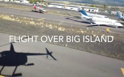 FLIGHT OVER BIG ISLAND