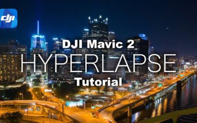 Mavic 2 HYPERLAPSE Tutorial