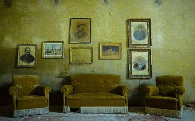 VILLA OF THE MARQUISE CENTENARY (ITA)