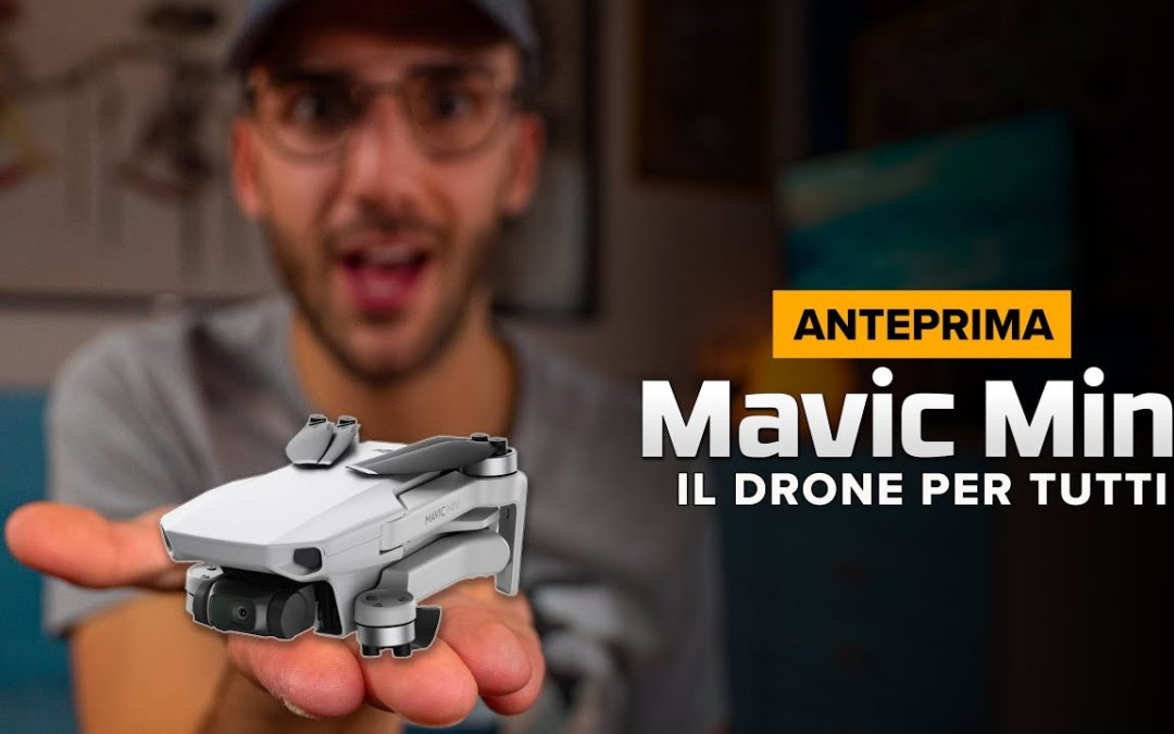 THE DRONE FOR EVERYONE !! (ITA)