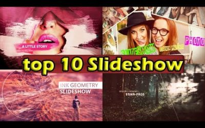 TOP 10 SLIDESHOW TEMPLATE