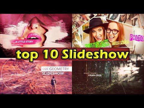 TOP 10 SLIDESHOW TEMPLATE