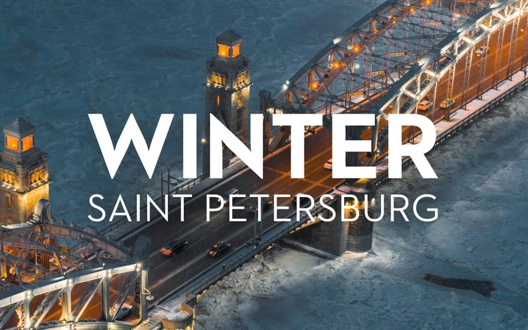 WINTER SAINT PETERSBURG