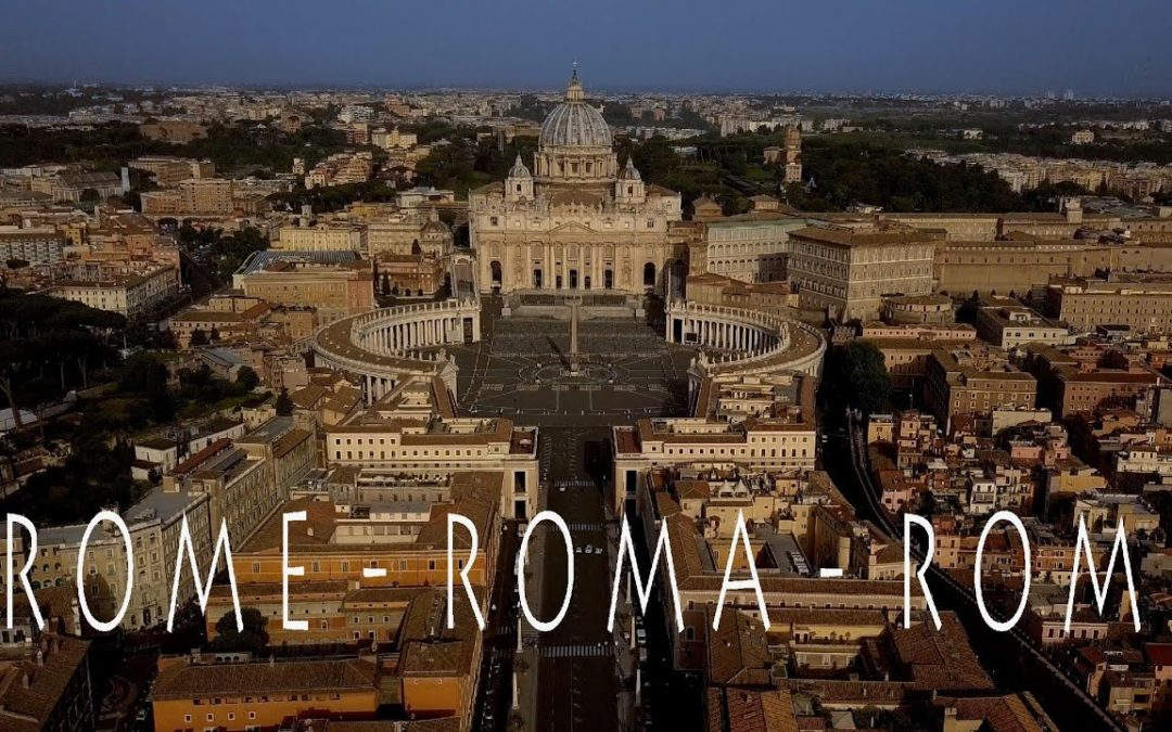A TRIBUTE TO ROME