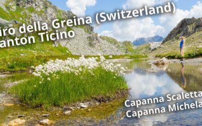 TOUR OF GREINA